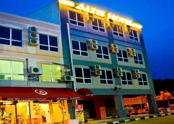 Hotel 2 Bintang di Langkawi