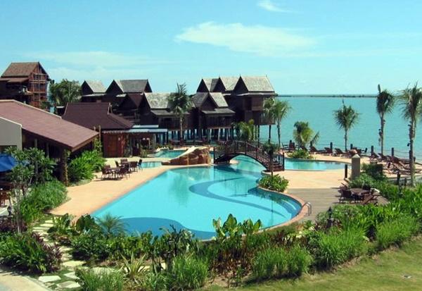 Hotel 4 Bintang di Langkawi