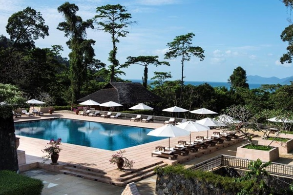 Hotel 5 Bintang di Langkawi
