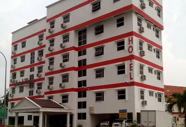 Hotel 2 Bintang di Melaka