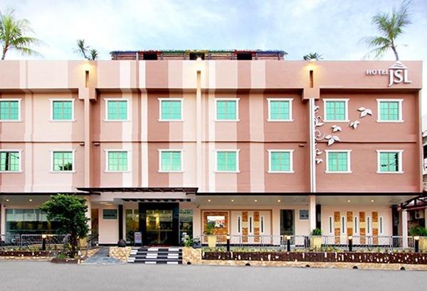 Hotel 3 Bintang di Johor Bahru