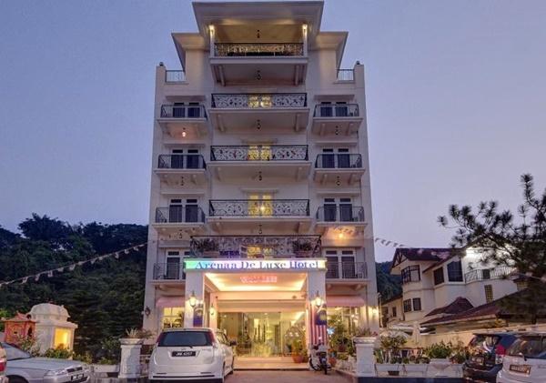 Hotel 3 Bintang Di Melaka