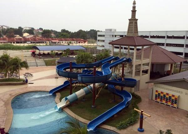 Hotel 4 Bintang di Melaka