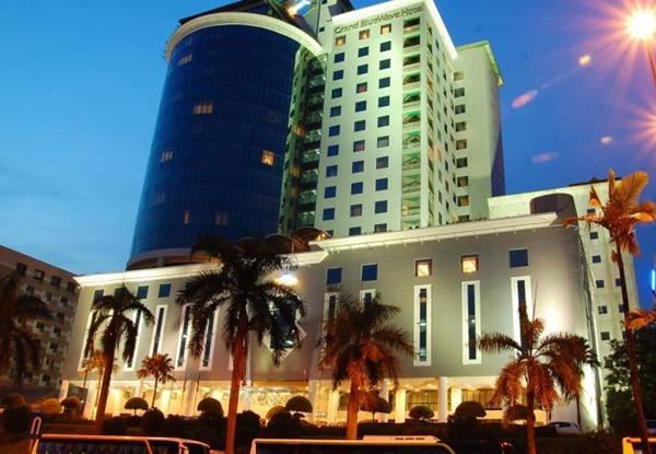 Hotel 5 Bintang di Johor Bahru