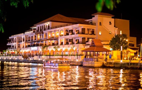 Hotel 5 Bintang di Melaka