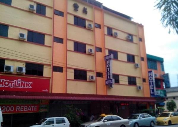 Hotel Murah di Bandar Mersing