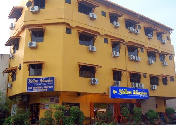 Senarai Hotel Murah Di Dataran Pahlawan Melaka