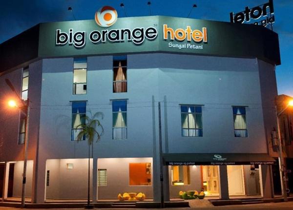 Hotel Murah di Sungai Petani