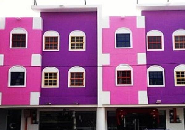 Rumah Tumpangan di Melaka