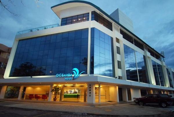 Hotel 3 Bintang di Kota Kinabalu