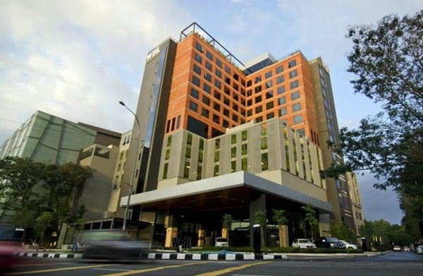 Hotel 4 Bintang di Ipoh