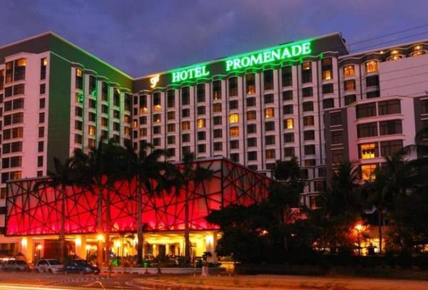 Hotel 4 Bintang di Kota Kinabalu