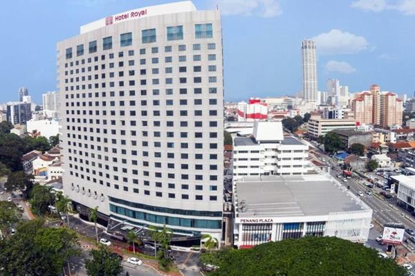 Hotel 4 Bintang di Penang