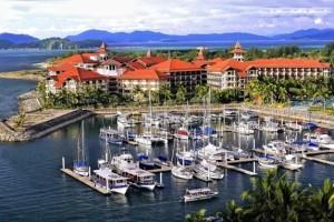 Cadangan Hotel Mewah 5 Bintang di Kota Kinabalu