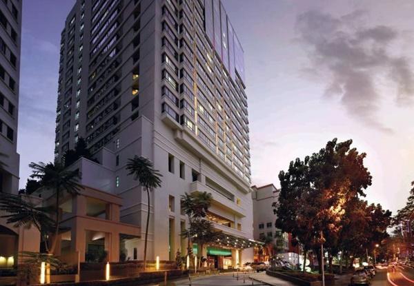 Hotel 5 Bintang di Penang