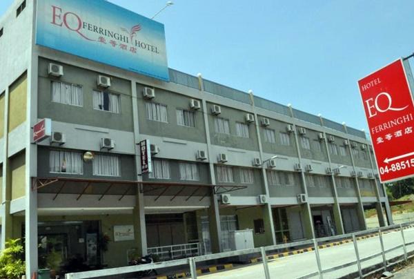 Hotel Murah di Batu Ferringhi