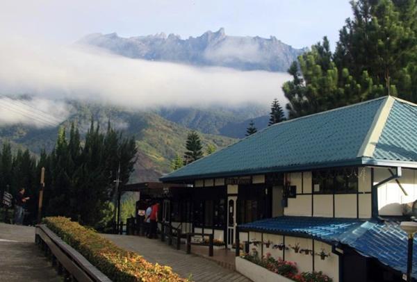 Hotel Murah di Kundasang