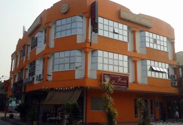 Hotel Paling Murah Di Ipoh