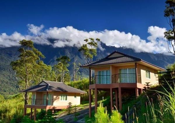 Resort Murah di Kundasang