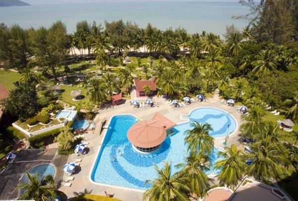 Resort Murah di Pulau Pinang